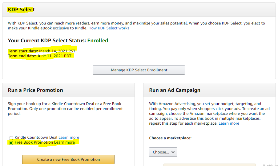 How Can I Promote My Book for Free on Amazon?