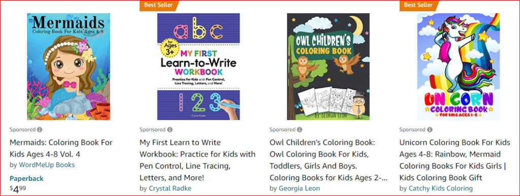 coloring books for kids on amazon