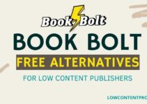Book Bolt Free Alternative For Low Content  Book Publishers!